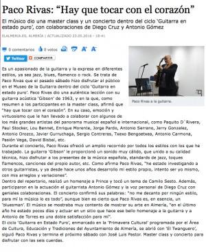 Paco Rivas Museo de la Guitarra MasterClass-3